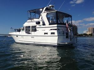 Used Heritage East 36 Sundeck Motor Yacht For Sale