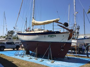 Used Westsail Racer and Cruiser Sailboat For Sale