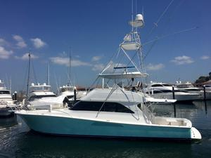 Used Viking 56 Sports Fishing Boat For Sale