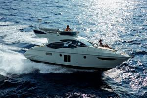 Used Azimut 38 Fly Motor Yacht For Sale
