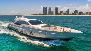 Used Tecnomar 120 Motor Yacht For Sale