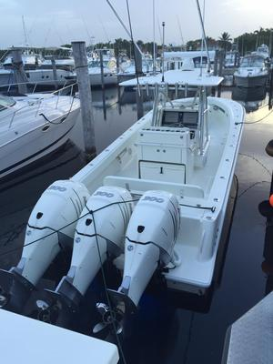 Used Sea Vee 34Z Center Console Fishing Boat For Sale