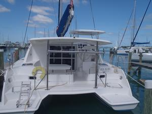 Used Leopard 39 - 4 Cabin Catamaran Sailboat For Sale
