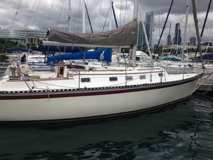 Used Caliber Cruiser Sailboat For Sale