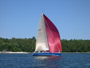 Used New England Boatworks 53 Racer and Cruiser Sailboat For Sale