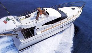 Used Azimut 40 Flybridge Boat For Sale