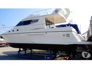Used Della Pasqua Carnevali Dc 10 10S Flybridge Boat For Sale
