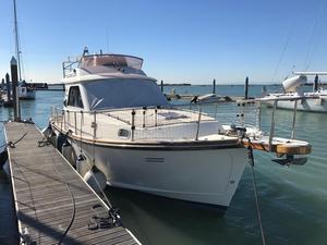 Used Sciallino 30 Fly Flybridge Boat For Sale