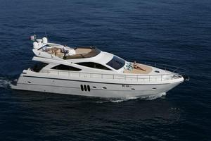 Used Abacus 62 Flybridge Boat For Sale