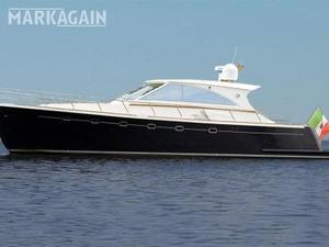 Used Cantieri Estensi Goldstar 540 Commercial Boat For Sale