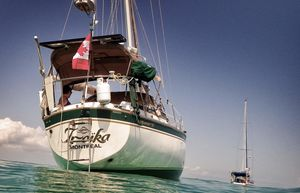 Used Endeavour 37 Plan A Layout Cruiser Sailboat For Sale
