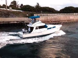 Used Hatteras 41 Convertible Motor Yacht For Sale