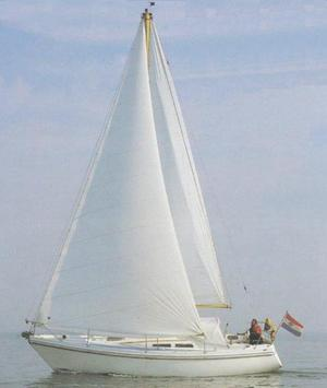 Used Contest 31 Cruiser Sailboat For Sale