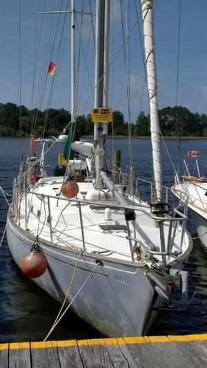 Used Olympic Adventure Cutter Sailboat For Sale