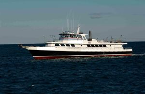 Used Derecktor Custom Charter Commercial Boat For Sale