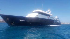 Used Anastasiades & Tso Custom 40M Superyacht Mega Yacht For Sale