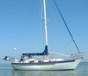 Used Slocum 43 Cruiser Sailboat For Sale