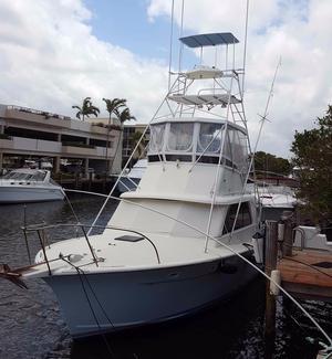 Used Daytona 38 Sportfish Convertible Fishing Boat For Sale