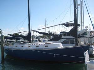 Used Herreshoff 38 Cat Ketch Cruiser Sailboat For Sale