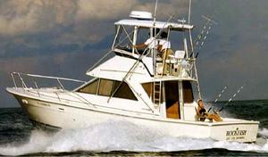 Used Phoenix 38 Convertible Motor Yacht For Sale
