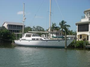 Used Gulfstar 54 Motorsailer Boat For Sale