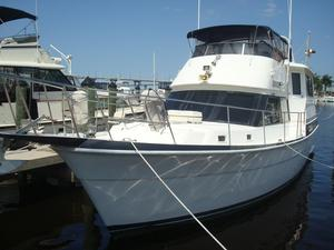 Used Gulfstar 49 Motor Yacht Aft Cabin Boat For Sale