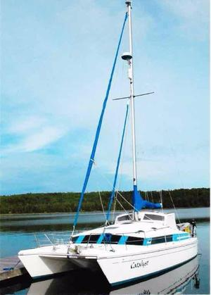 Used Prout Snowgoose Catamaran Sailboat For Sale