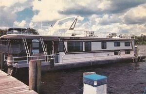 Used Jamestowner Veteran 64 House Boat For Sale