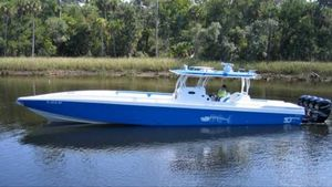 Used Big Thunder Offshore Center Console Center Console Fishing Boat For Sale