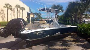 Used Glasstream 260 TE Saltwater Fishing Boat For Sale