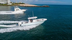 New Southport 33 FE Center Console Fishing Boat For Sale