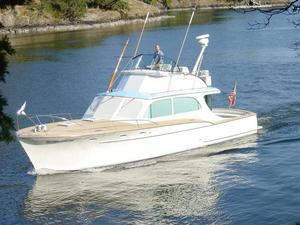 Used Rybovich Sport Sedan Antique and Classic Boat For Sale