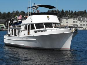 Used Monk/ Mcqueen Pilothouse Boat For Sale