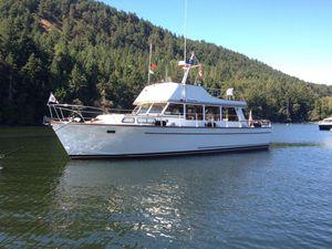 Used Vic Franck Monk/ Sedan Motor Yacht For Sale
