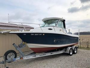 Used Striper 21012101 Freshwater Fishing Boat For Sale