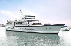 Used Burger 86 Raised Pilot House Motor Yacht For Sale