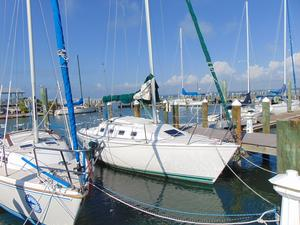Used Precision 28 Cruiser Sailboat For Sale