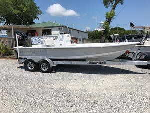 New Blazer 2200 Saltwater Fishing Boat For Sale