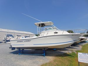 Used Sport-Craft 252 Express Cruiser Boat For Sale