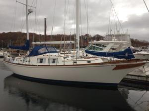 Used Fuji 45 Cruiser Sailboat For Sale