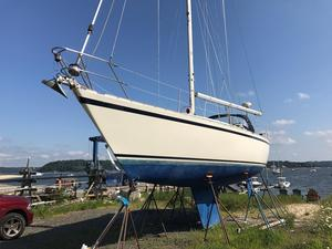 Used Canadian Sailcraft 36 Racer and Cruiser Sailboat For Sale