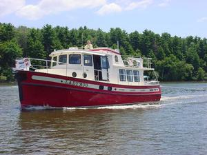 Used Nordic Tugs Flybridge Trawlers Pilothouse Boat For Sale