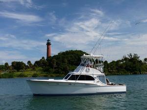 Used Rybovich Sportfish Cuddy Cabin Boat For Sale