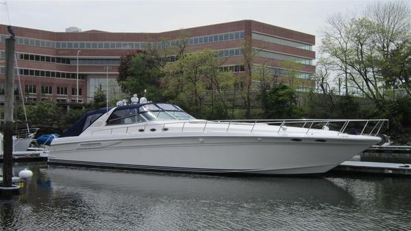Used Sea Ray 630 Super Sun Sport Express Cruiser Boat For Sale