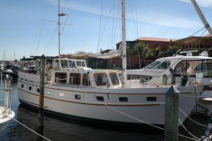 Used Island Trader Motorsailer 46 Motorsailer Boat For Sale
