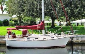 Used Island Packet 29 Cruiser Sailboat For Sale