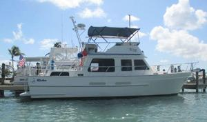 Used Ricker Classic Trawler Boat For Sale
