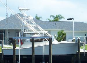 Used Topaz Royale' Custom/unique/redone Express Cruiser Boat For Sale