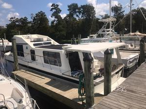 Used Bluewater Yachts 45 Motor Yacht Cruiser Boat For Sale