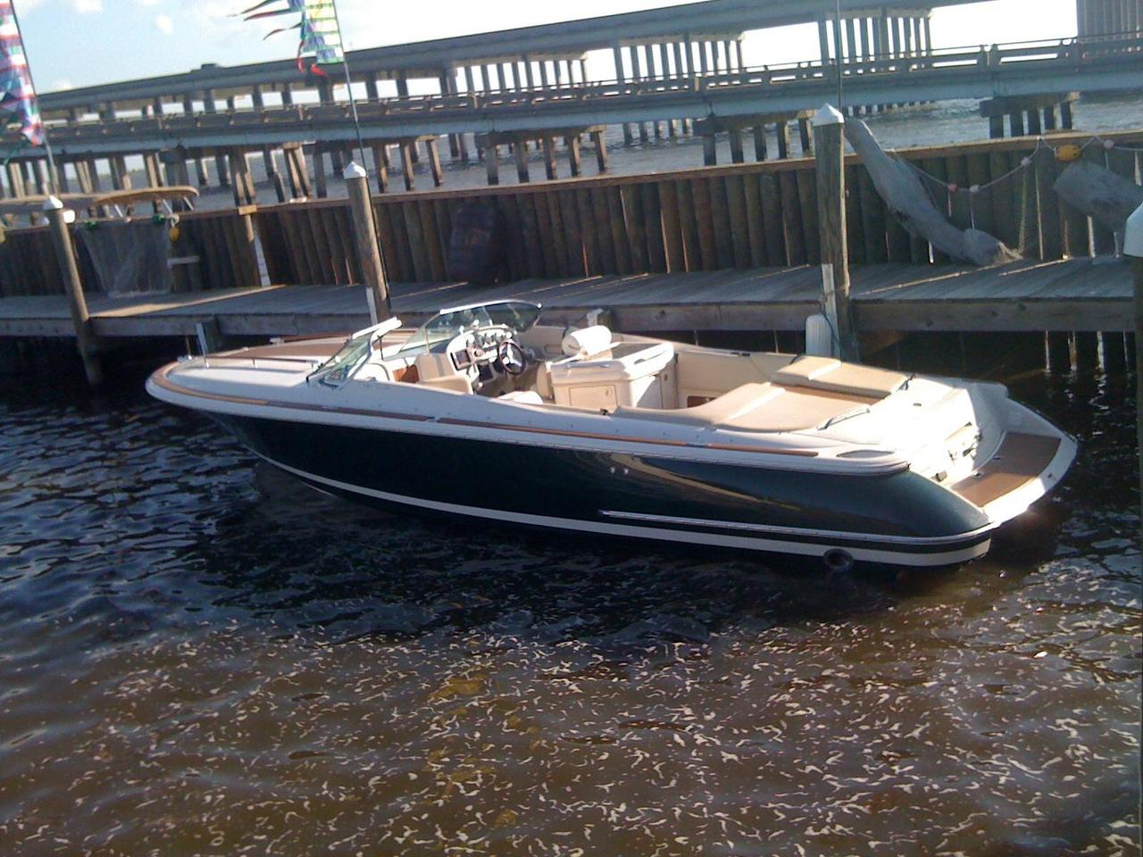 2005 Used Chris-Craft Corsair 28 Cruiser Boat For Sale
